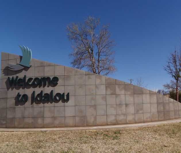 City of Idalou, city of dreams!